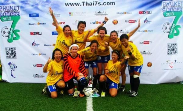 Thai 7s 2013